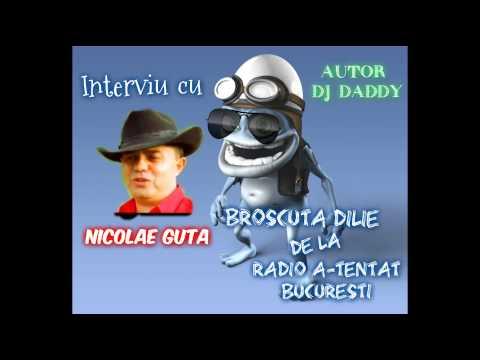 BROSCUTA DILIE si Nicolae Guta la Radio A TENTAT INTERVIU 2009
