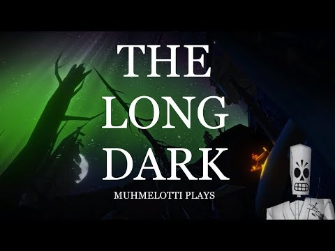 The Long Dark - part 10 - hydro dam and back with the supplies