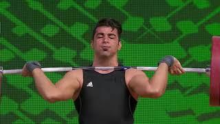 Prime Podium Position for Ali Hashemi