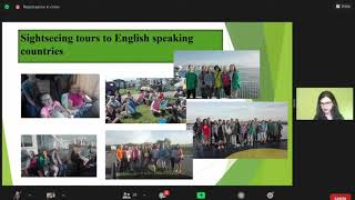 Kateřina Kempná - How to teach children to live ECO not EGO by learning foreign languages