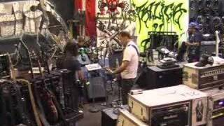 Metallica-Rehearsing Master Of Puppets