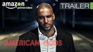 American Gods - Trailer Oficial Español  | Amazon Prime Video España