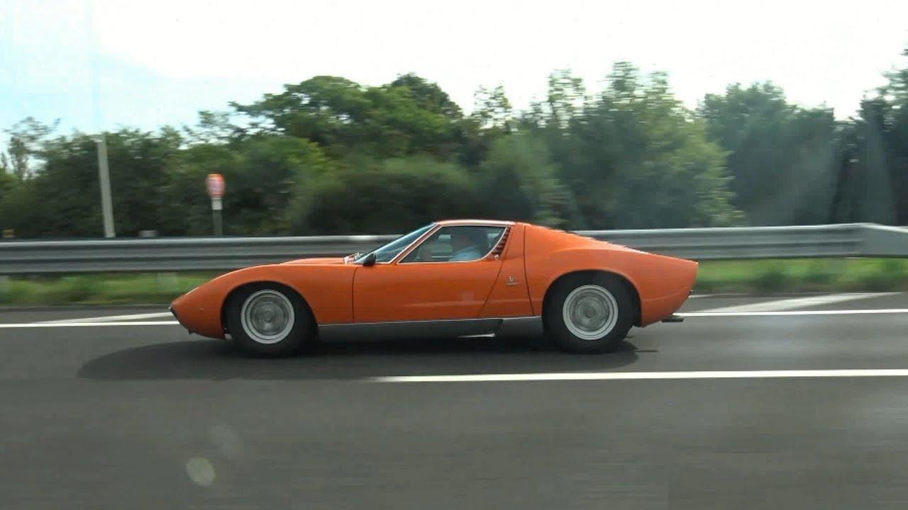 Lamborghini madness in Italy !
