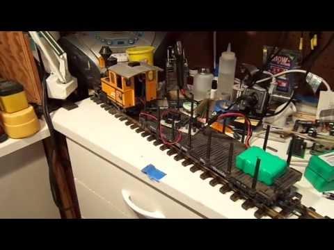 G gauge train reverse controller