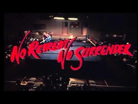 Trailer do filme Retroceder Nunca, Render-se Jamais