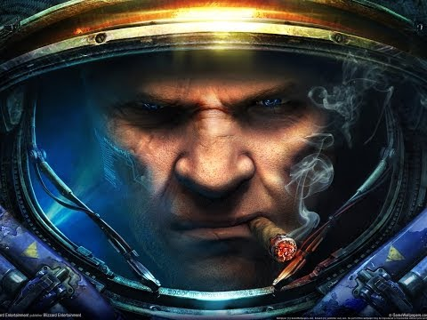 StarCraft II: Wings of Liberty. PELICULA HD (juego editado sin subtitulos)