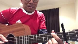 vuclip Pelangi (guitar tutorial)