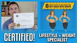 Certified Lifestyle and Weight Management Specialist (Unboxing)