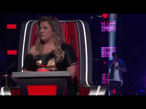 The Voice 2018 Blind Audition - D.R. King: