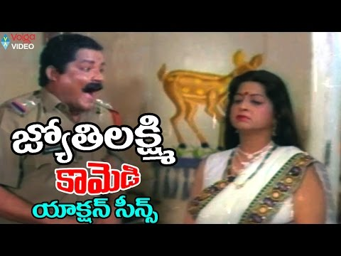 Jyothilakshmi Comedy And Action Scenes - Back 2 Back Telugu Comedy Scenes - 2016