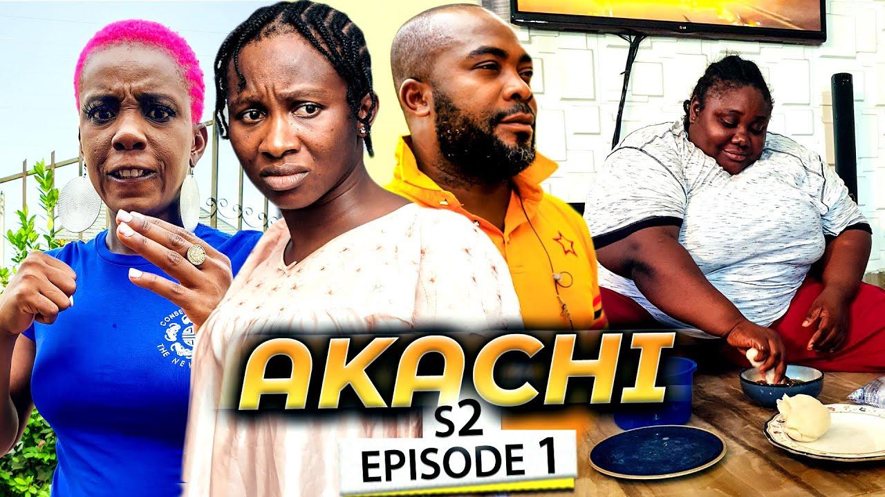 Download AKACHI - SEASON 2 EPISODE 1 (New Movie) Oge Okoye & Sonia Uche 2021 Latest Nigerian Nollywood Movie