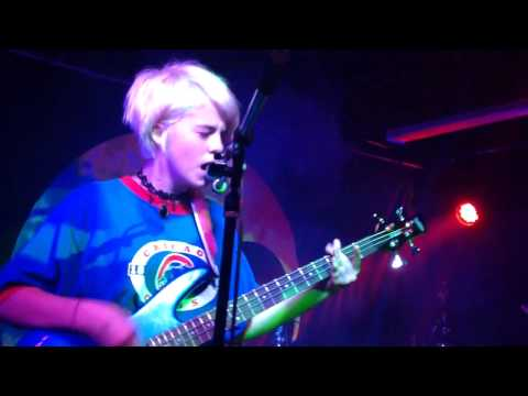 """Skating Polly - """"Ugly"""" live on 9/26/2013"""