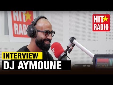 DJ AYMOUNE DANS HIT FACTORY AVEC TAYEB