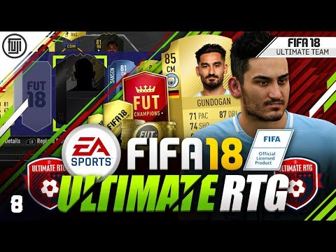 BEST OTW INVESTMENT!!! FIFA 18 ULTIMATE ROAD TO GLORY! #8 - FIFA 18 Ultimate Team