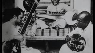 manj khamaj ali akbar khan and ravi shankar with alla rakha