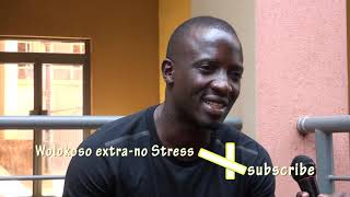 Moses Muhangi _ Ghetho youths are most talented - MC IBRAH INTERVIEW
