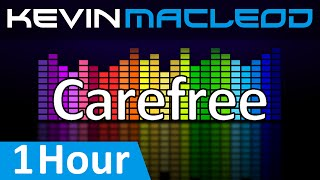 Kevin MacLeod Carefree 1 HOUR