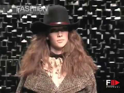 Fashion show sportmax autumn winter 2007 2008 pret a porter milan 1 of 3 by fashion channel - Watch pret a porter online ...
