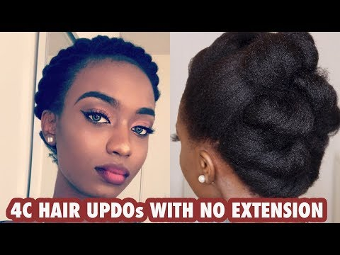 5-elegant-&-simple-natural-4c-hairstyles-with-no-extensions-2020