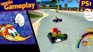 Woody Woodpecker Racing ... (PS1)