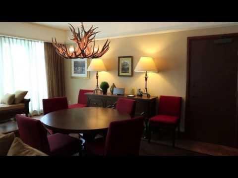 The Royal Suite At Hyatt Regency Calgary