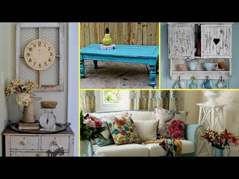 Shabby Chic Furniture Decor Ideas 2017-home Decor Ideas