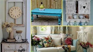 ❣Shabby Chic furniture decor Ideas 2017-Home Decor ideas❣