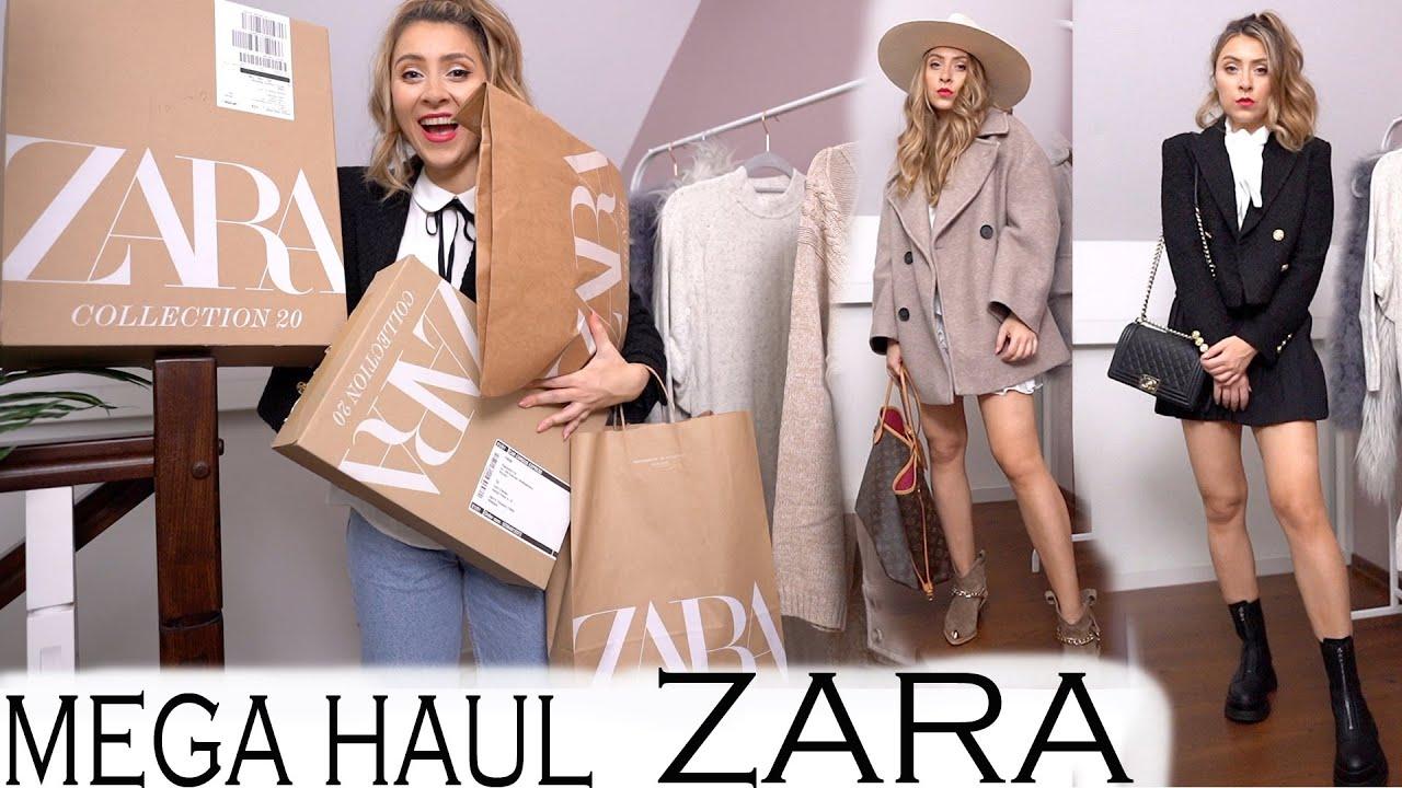 HAUL noutati Zara | 30 de tinute
