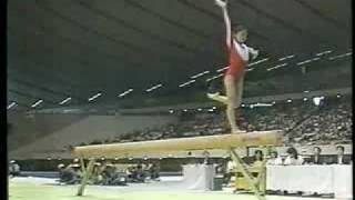 Miho Shinoda BB 1986 World Sports Fair EF
