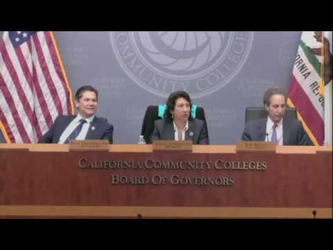 CCC Board of Governors Meeting | January 2017, Part A