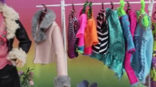 Barbie Elbise Askısı Yapımı - DIY - Kendin Yap Barbie Eşyaları - Bidünya Oyuncak