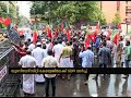 University College Clash : SDPI March Turns Violent