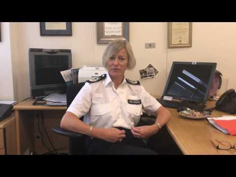 CC Sara Thornton: Chief Constables' Council July 2017