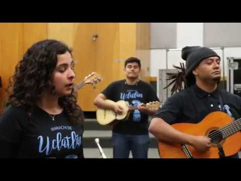 Global Melodies: Mexican Music Ensemble