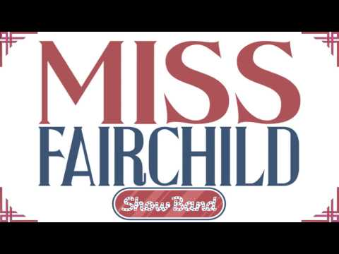 Miss Fairchild - Happy Birthday