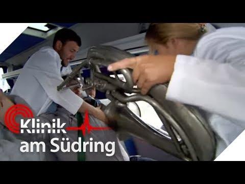 Musikalisches Meisterwerk? - Dieser Mann steckt in seiner Tuba fest | Klinik am Südring | SAT.1 TV