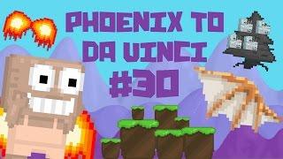 Growtopia - Phoenix To Da Vinci #30 | 1000 MILITARY RADIO TREES!!