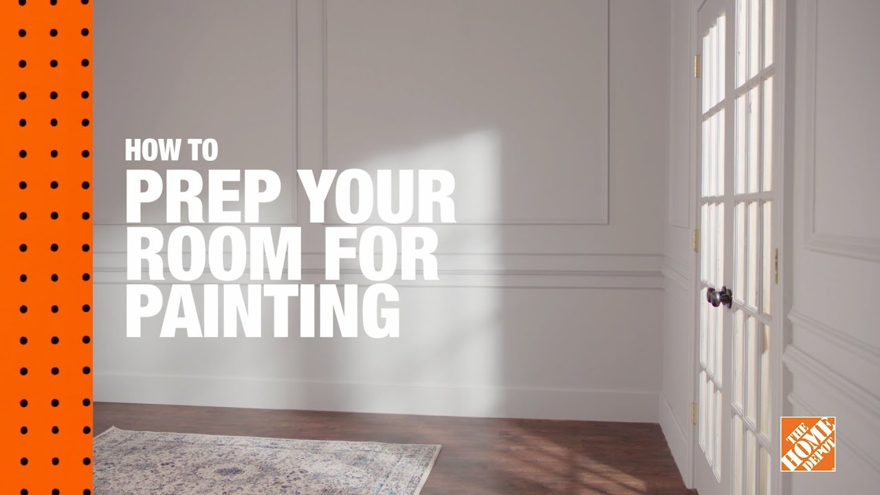 How To Prep Your Room For Painting: A DIY Digital Workshop