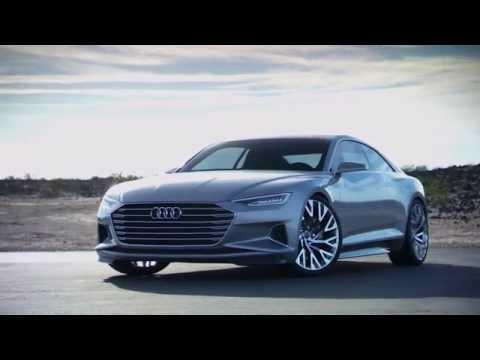 Audi Prologue Exterior Design | AutoMotoTV