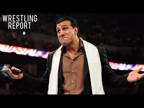 Alberto Del Rio Suspended, Goldberg at SummerSlam, Luke Harper to SmackDown - Wrestling Report