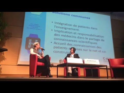Hospilike conferences 2016 médecin connecté