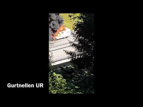 Schweiz: Bei Gurtnellen