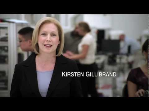 "Kirsten Gillibrand: ""Make It Here"""