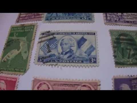 History Through Old Postal Stamps