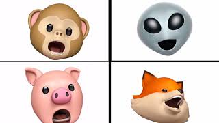 Animoji Karaoke Compilation