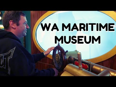Western Australian Maritime Museum 1 | #SSSVEDA | Museums in Perth | GoGrowGlowbern