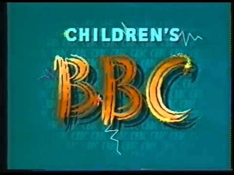 CBBC September 1989: Archimedes Ident