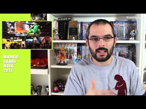 CRÓNICA MADRID GAMES WEEK 2015 | Jota Delgado