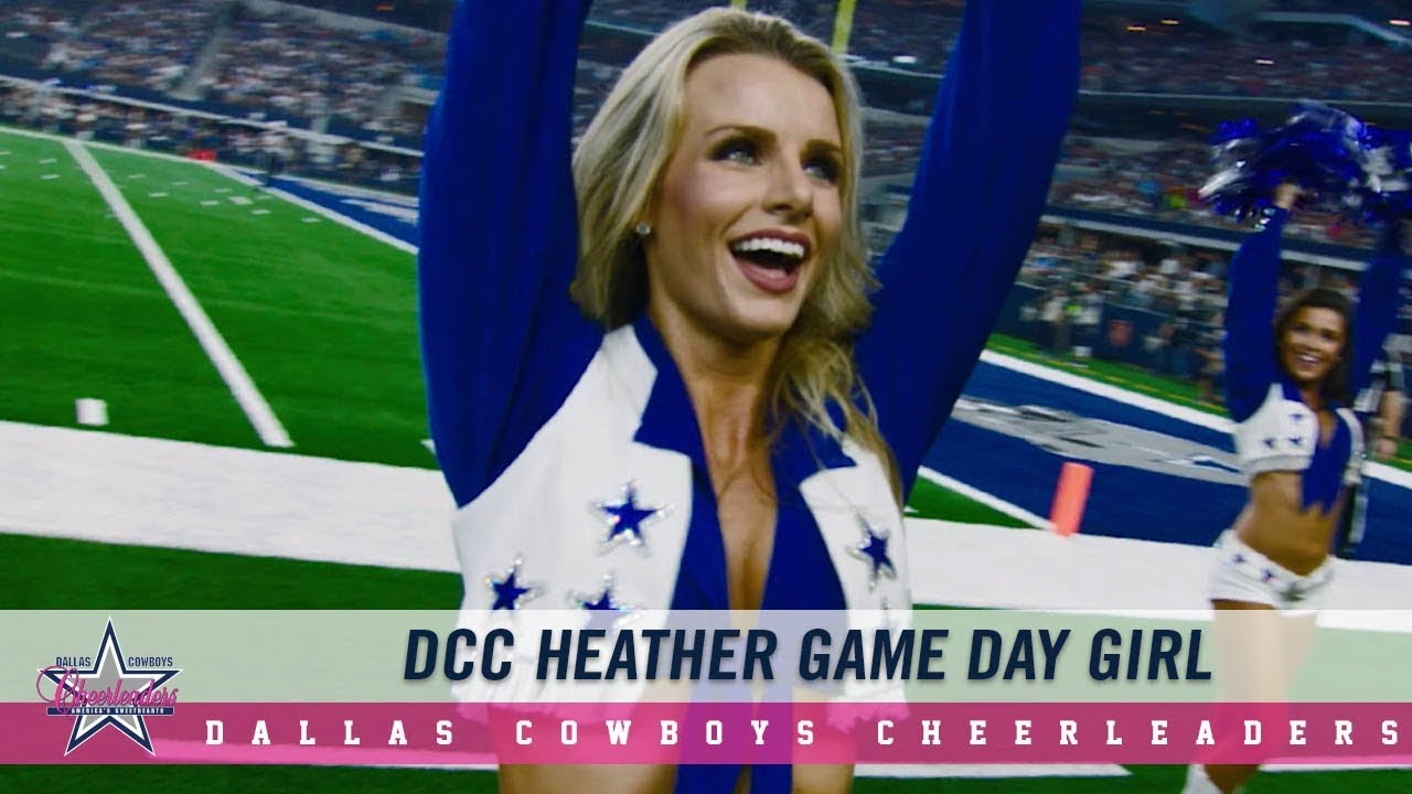 718977f3d7a8 DCC Heather Game Day Girl | Dallas Cowboys 2018-2019