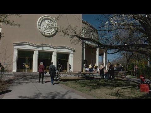 New Mexico Legislature sues governor in escalating conflict